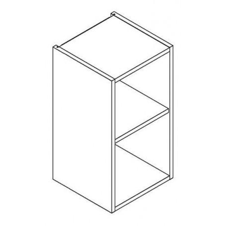 BONO väggskåp utan dörr - 15x56 cm