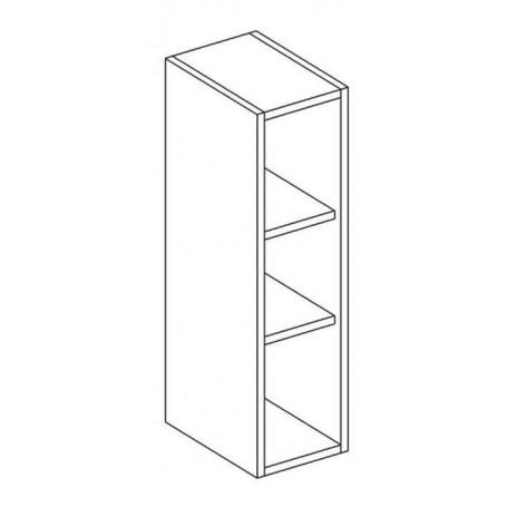 BONO väggskåp utan dörr - 15x72 cm