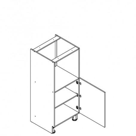 BONO högskåp för inbyggnadsugn - 60x143 cm