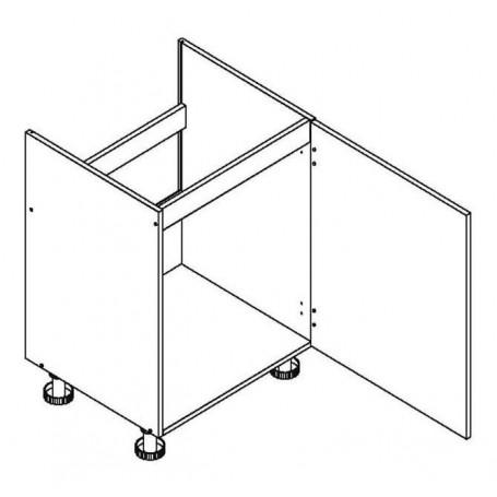 BONO bänkskåp för diskbänk D60ZL P/L