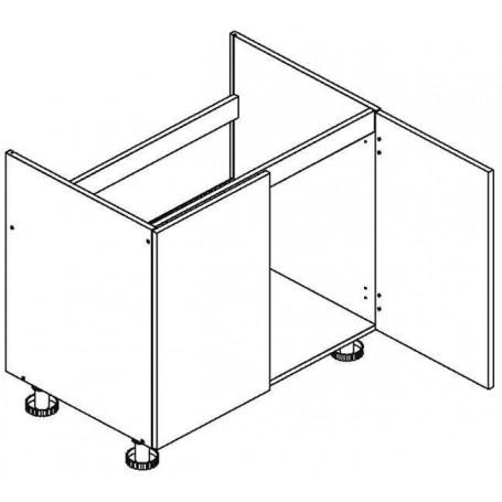 BONO bänkskåp för diskbänk - D80ZL