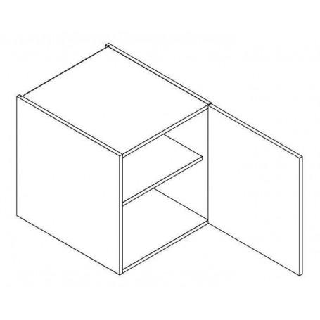 BONO väggskåp med hyllplan - 40x56 cm