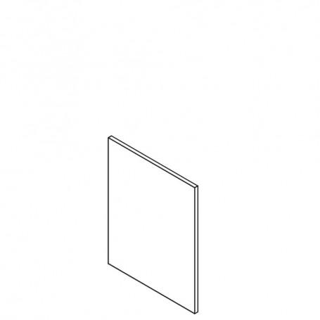 Front till diskmaskin (öppet frontpanel) - 45x57 cm
