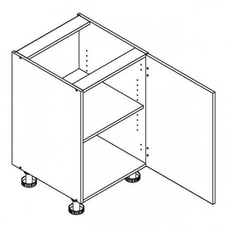 BONO bänkskåp - 50x82 cm