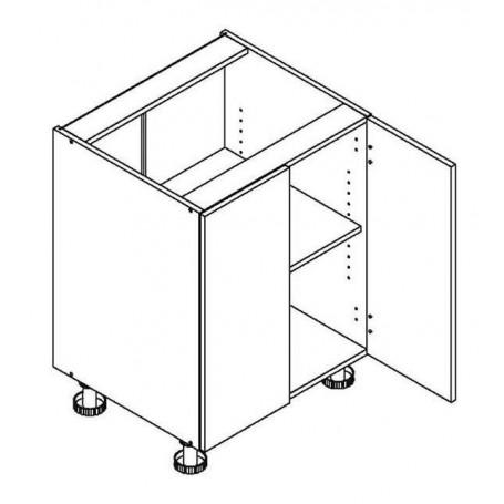 Lungo&Macchiato BIS bänkskåp - 60x82 cm