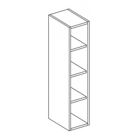 BONO väggskåp utan dörr - 15x92 cm