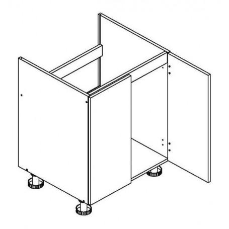 BONO bänkskåp för diskbänk - 60x82 cm