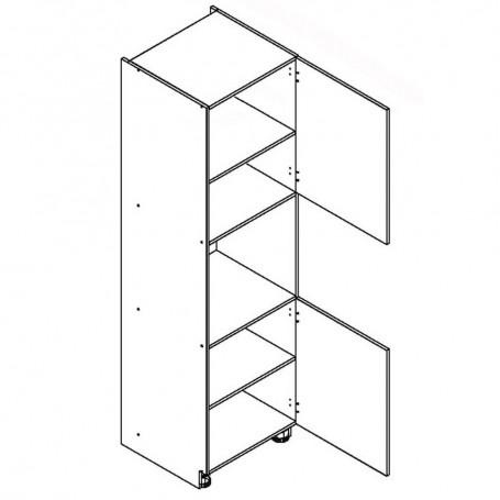 BONO bänkskåp för inbyggnadsugn - D60PK/2133 P/L