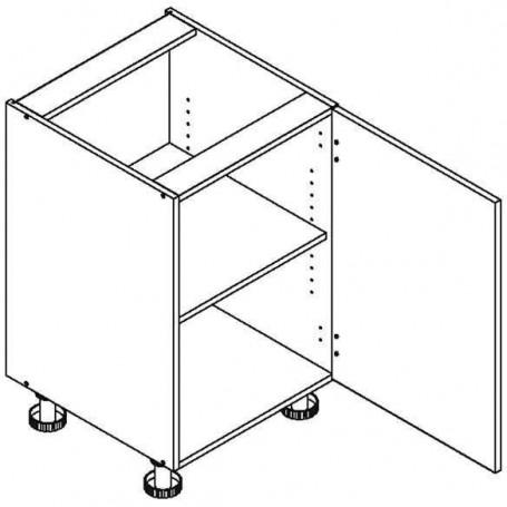 BONO bänkskåp D60P/L